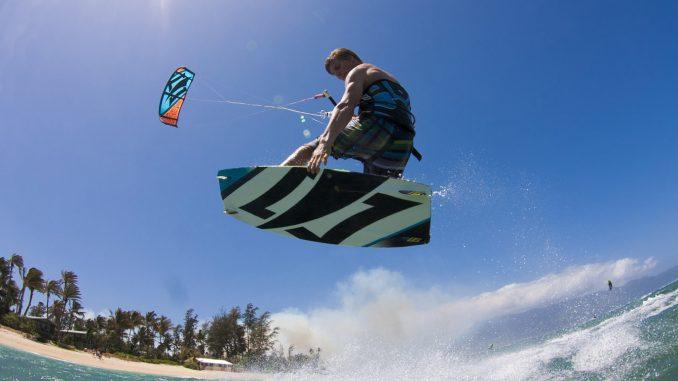 passer par une école de kitesurf
